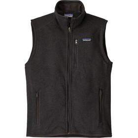 Patagonia Better Sweater Gilet Uomo, nero